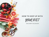 How to Keep Up With Your Diet On Every Occasion