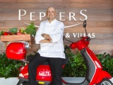 Celebrity Chef Matt Golinski to spice up kitchen at Peppers Noosa